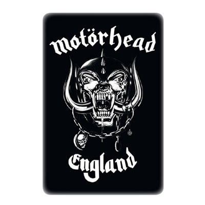 Metalinside.ch-Shop - Motörhead - Blechschild