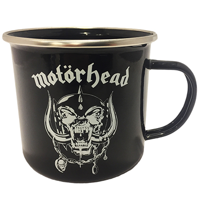 Metalinside.ch-Shop - Motörhead - Stahlblech Tasse Snaggletooth