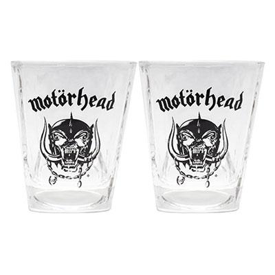 Metalinside.ch-Shop - Motörhead - Whisky Glas