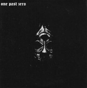 One Past Zero - Promo 2018 (Cover Scan)