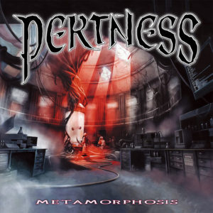 Pertness – Metamorphosis (CD Cover Artwork)