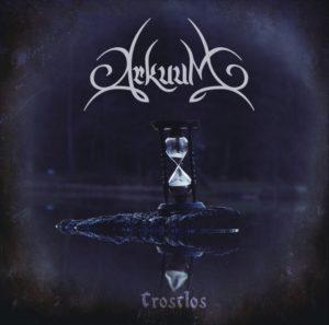 Arkuum - Trostlos (CD Cover Artwork)