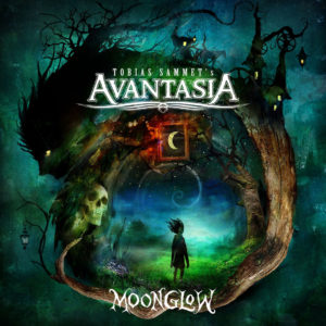 Avantasia - Moonglow (CD Cover Artwork)
