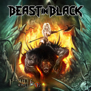 Beast In Black - From Hell With Love - (CD Cover Artwork)