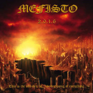 Mefisto - 2.0.1.6 (CD Cover Artwork)