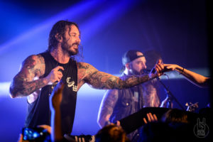 Metalinside.ch - As I Lay Dying - Kiff Aarau 2018 - Foto Vedi