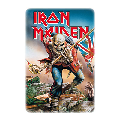 Metalinside.ch-Shop - Iron Maiden - Blechschild