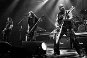 Metalinside.ch - Slayer - Halle 622 - Zürich - Foto Vedi