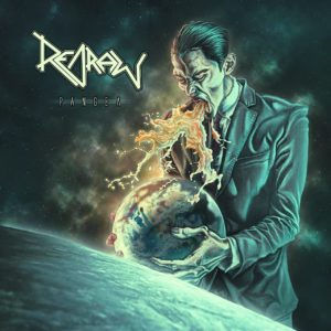 ReDraw – Pangea (CD Cover Artwork)