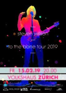 Steven Wilson - Volkshaus Zürich 2019