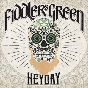 Fiddler's Green – Heyday (CD Cover Artwork)