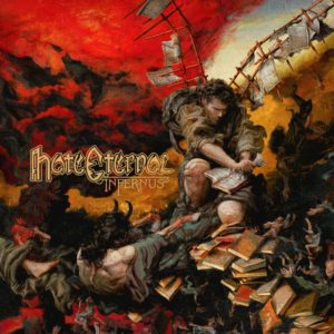 Hate Eternal - Infernus (CD Cover Artwork)
