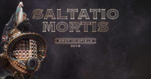 Saltatio Mortis - Z7 Pratteln 2019
