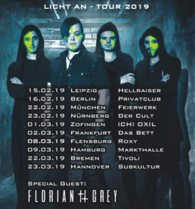 Schattenmann - Tour 2019