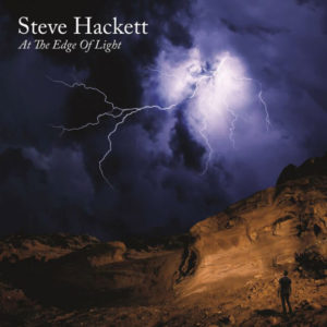 Steve Hackett - At The Edge Of Light (CD Cover Artwork)