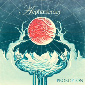 Aephanemer – Prokopton (CD Cover Artwork)