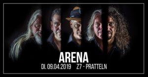 Arena - Z7 Pratteln 2019
