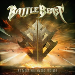 Battle Beast - No More Hollywood Endings (CD Cover Artwork)