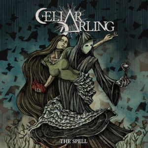 Cellar Darling - The Spell (CD Cover Artwork)