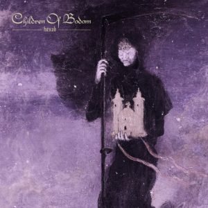Children Of Bodom - Hexed (CD Cover Artwork)