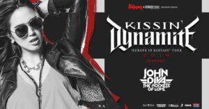 Kissin' Dynamite - Z7 Pratteln 2019