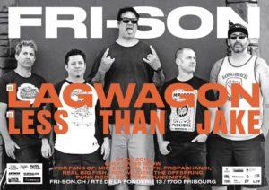 Lagwagon - Fri-Son Fribourg 2019