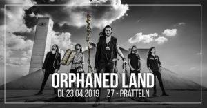 Orphaned Land - Z7 Pratteln 2019