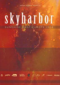 Skyharbor - Kiff Aarau 2019 (Flyer)