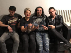 Appearance of Nothing - Interview mit Liane (Metalinside.ch)