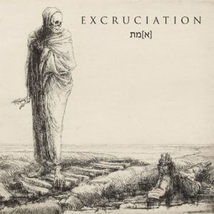 Excruciation – [E]met (CD Cover Artwork)