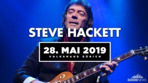 Steve Hackett - Volkshaus Zürich 2019