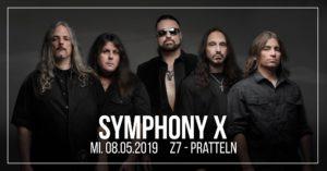 Symphony X - Z7 Pratteln 2019