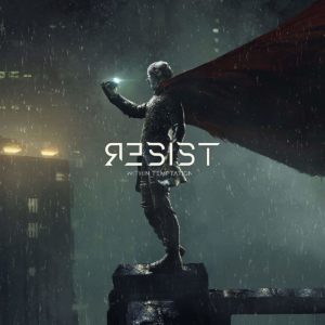 Within Temptation - Resist (CD Cover Artwork)