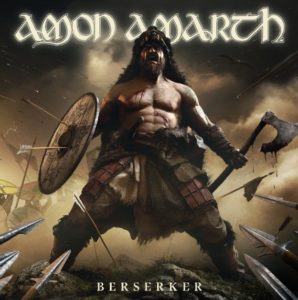 Amon Amarth - Berserker (CD Cover Artwork)