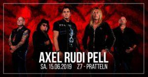 Axel Rudi Pell - Z7 Pratteln 2019