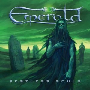 Emerald - Restless Souls (CD Cover Artwork)