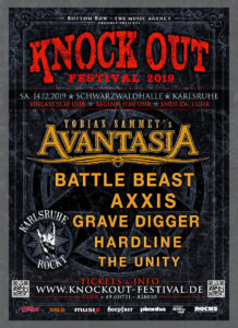 Knock Out Festival 2019 (Flyer)