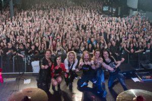 Metalinside.ch - Kissin' Dynamite - Show - LKA Longhorn Stuttgart 2019 - Foto Kaufi