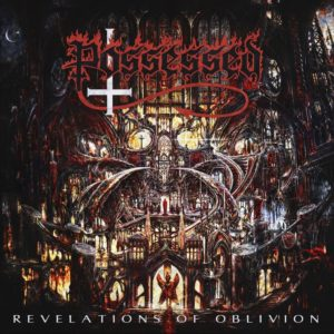 Possessed – Revelations Of Oblivion (CD Cover Artwork)