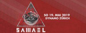 Samael - Dynamo Zürich 2019