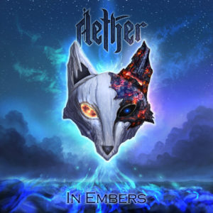 Aether – In Embers (CD Cover Artwork)