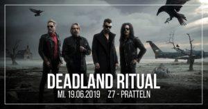Deadland Ritual - Z7 Pratteln 2019