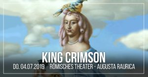 King Crimson - Theater Augusta Raurica 2019