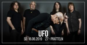 UFO - Z7 Pratteln 2019