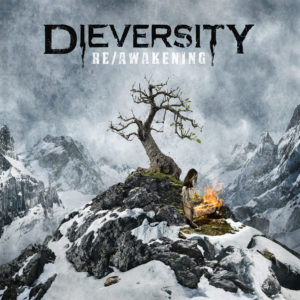 Dieversity - Re-Awakening (CD Cover Artwork)