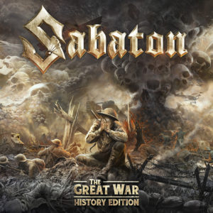 Sabaton - The Great War (CD Cover Artwork)