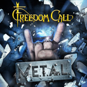 Freedom Call - Metal (CD Cover Artwork)