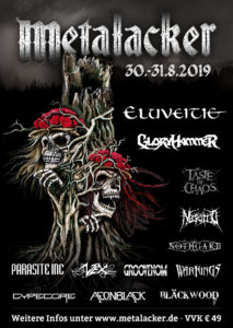 Metalacker Tennenbronn 2019 (Flyer)