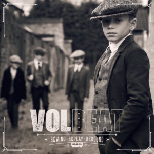 Volbeat – Rewind Replay Rebound (CD Cover Artwork)