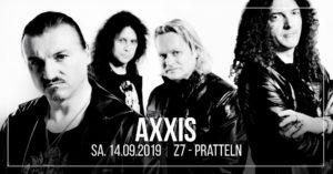 Axxis - Z7 Pratteln 2019
